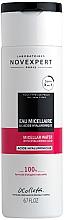 Parfums et Produits cosmétiques Eau micellaire à l'acide hyaluronique pour visage - Novexpert Hyaluronic Acid Micellar Water