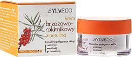 Parfums et Produits cosmétiques Crème hypoallergénique à l'huile d'argousier pour visage - Sylveco Hypoallergic Birch Day And Night Cream