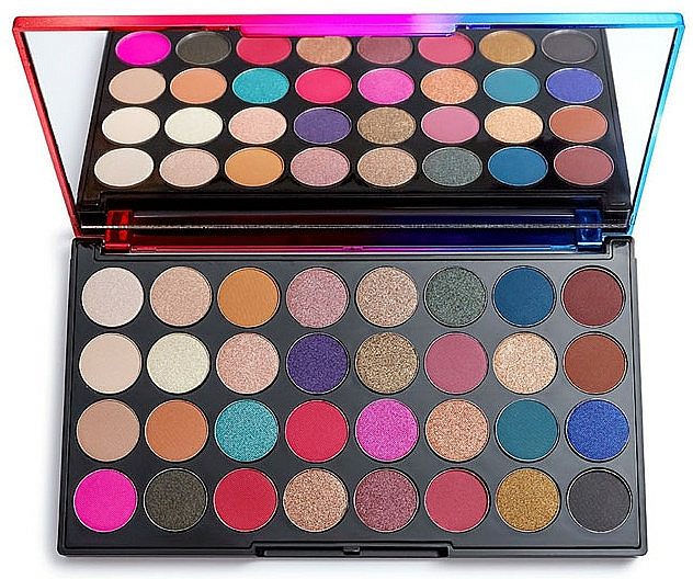Palette professionnelle de fards à paupières - Makeup Revolution X Pride Proud Of My Life Shadow Palette — Photo N1
