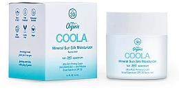 Parfums et Produits cosmétiques Crème solaire pour visage - Coola Full Spectrum 360 Mineral Sun Silk Moisturizer SPF 30