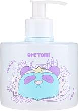 Parfums et Produits cosmétiques Savon liquide aux myrtilles - Oh!Tomi Panda Liquid Soap