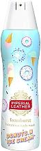 Parfums et Produits cosmétiques Gel douche Beignet et Glace - PZ Cussons Imperial Leather Donut Ice Cream Foamburst