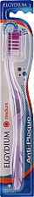 Parfums et Produits cosmétiques Brosse à dents, medium, violet - Elgydium Anti-Plaque Medium Toothbrush