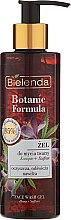 Parfums et Produits cosmétiques Gel nettoyant et hydratant pour visage, Chanvre et Safran - Bielenda Botanic Formula Hemp Oil + Saffron Moisturizing Face Wash Gel