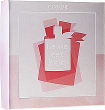 Parfums et Produits cosmétiques Lancome La Vie Est Belle - Coffret (eau de parfum/30ml + mascara/2ml)
