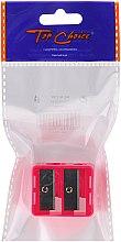 Parfums et Produits cosmétiques Taille-crayon double, 2199, rouge - Top Choice