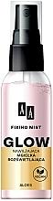 Parfums et Produits cosmétiques Brume fixatrice de maquillage - AA Fixing Mist Glow