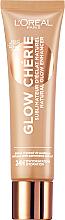 Parfums et Produits cosmétiques Fluide sublimateur d'éclat naturel pour visage - L'Oreal Paris Glow Cherie