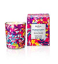 Parfums et Produits cosmétiques Bougie parfumée Iris et Patchouli - Baija Delirium Floral Candle Wax