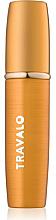 Parfums et Produits cosmétiques Vaporisateur de parfum rechargeable, or - Travalo Lux Gold Refillable Spray