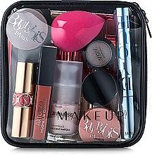 Parfums et Produits cosmétiques Trousse de toilette transparente Visible Bag, 15x15x5cm (sans contenu) - MakeUp