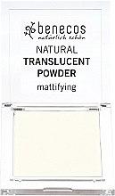 Parfums et Produits cosmétiques Poudre transparente mate pour visage - Benecos Natural Translucent Powder Mission Invisible