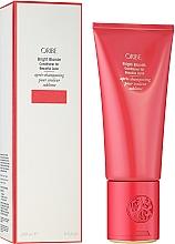 Parfums et Produits cosmétiques Après-shampooing à l'huile de moringa, baobab et prune mirabella - Oribe Bright Blonde Conditioner For Beautiful Color