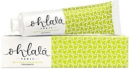 Parfums et Produits cosmétiques Dentifrice, Pistaches et menthe - Ohlala Pistachios & Mint