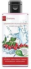 Parfums et Produits cosmétiques Eau micellaire à l'extrait de canneberge - GoCranberry
