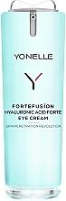Parfums et Produits cosmétiques Crème à l'acide hyaluronique pour contour des yeux - Yonelle Fortefushon Hyaluronic Acid Forte Eye Cream