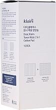 Parfums et Produits cosmétiques Tampons de coton pour visage - Klairs Toner Mate 2In1 Cotton Pad