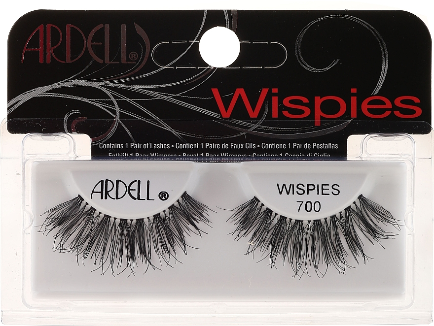 Faux cils - Ardell Wispies Eyelashes 700