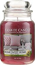 Parfums et Produits cosmétiques Bougie parfumée en jarre Douceur du foyer - Yankee Candle Home Sweet Home