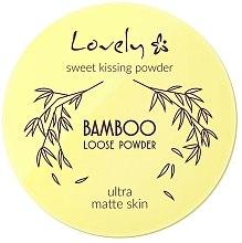 Parfums et Produits cosmétiques Poudre libre pour visage - Lovely Bamboo Loose Powder