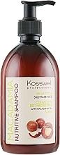 Parfums et Produits cosmétiques Shampooing nourrissant - Kosswell Professional Macadamia Nutritive Shampoo Sulfate Free