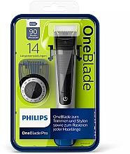 Parfums et Produits cosmétiques Tondeuse à barbe coiffante - Philips OneBlade Pro QP6520/20