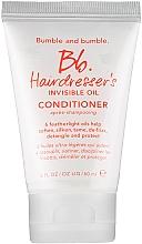 Parfums et Produits cosmétiques Après-shampooing à l'huile d'amande douce - Bumble and Bumble Hairdresser's Invisible Oil Conditioner Travel Size