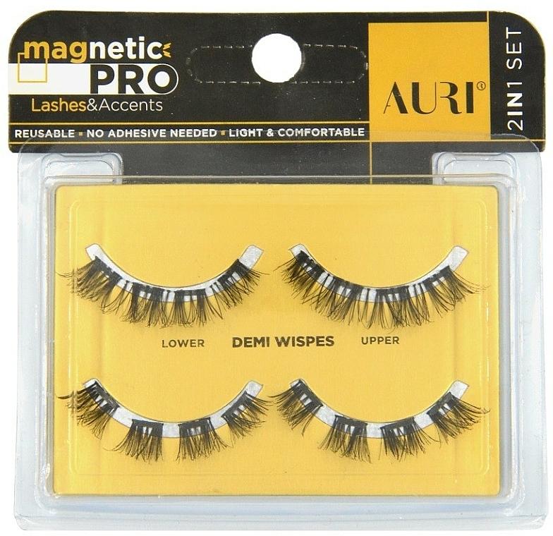 Faux cils magnétiques - Auri Magnetic Pro Demi Wispies