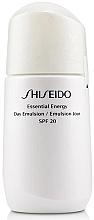 Parfums et Produits cosmétiques Émulsion hydratante pour visage - Shiseido Essential Energy Day Emulsion SPF 20