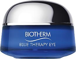 Parfums et Produits cosmétiques Crème à la glycérine contour des yeux - Biotherm Blue Therapy Eye