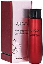 Parfums et Produits cosmétiques Lotion lissante de rides profondes, pour visage - Ahava Apple Of Sodom Activating Smoothing Essence