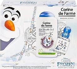 Parfums et Produits cosmétiques Corine de Farme Olaf - Set (eau de toilette/50ml +gel douche/250ml + accessories)