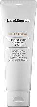 Parfums et Produits cosmétiques Mousse nettoyante minérale et vitamine pour visage - Bare Escentuals Bare Minerals Cleanser Pure Plush Gentle Deep Cleansing Foam