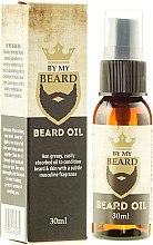 Parfums et Produits cosmétiques Huile à l'extrait d'avocat et jojoba pour barbes et visage - By My Beard Beard Care Oil
