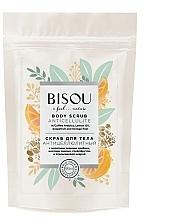 Parfums et Produits cosmétiques Gommage anti-cellulite à l'huile de citron pour corps - Bisou Body Anticellulite Body Scrub