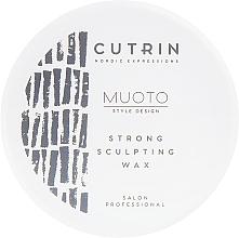 Parfums et Produits cosmétiques Cire coiffante - Cutrin Muoto Strong Sculpting Wax