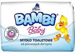 Parfums et Produits cosmétiques Savon de toilette, dès la naissance - Bambi Baby
