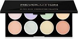 Parfums et Produits cosmétiques Palette de correcteurs pour visage - Makeup Revolution Ultra Base Corrector Palette