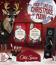 Parfums et Produits cosmétiques Old Spice Deep Sea Fun - Set (déodorant stick/50g + gel douche/250ml)