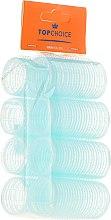 Parfums et Produits cosmétiques Rouleaux à cheveux 28 mm, 8 pcs, 0287 - Top Choice