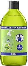 Parfums et Produits cosmétiques Savon liquide Gingembre et lime (recharge) - Fa Hygiene & Freshness Ginger And Lime Liquid Soap