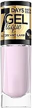 Parfums et Produits cosmétiques Vernis gel pour ongles - Eveline Cosmetics Gel Laque Nail Enamel