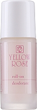 Parfums et Produits cosmétiques Déodorant roll-on - Yellow Rose Deodorant Pink Roll-On