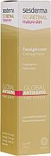 Parfums et Produits cosmétiques Gel-crème à l'extrait de bidens pilosa pour visage - SesDerma Laboratories Sesretinal Mature Skin Gel Cream