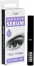 Parfums et Produits cosmétiques Sérum à la kératine pour cils et sourcils - Sincero Salon Lash & Brow Serum