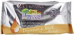 Parfums et Produits cosmétiques Savon de Marseille Douceur de miel - Ma Provence Marseille Soap