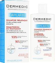 Parfums et Produits cosmétiques Shampooing traitement stimulant - Dermedic Capilarte Shampoo