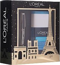 Parfums et Produits cosmétiques Set (mascara volumateur/10.7ml + démaquillant/125ml) - L'oreal Paris Make-up Set