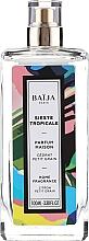 Parfums et Produits cosmétiques Parfum d'intérieur, Cédrat et Petit Grain - Baija Sieste Tropicale Home Fragrance