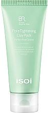 Parfums et Produits cosmétiques Masque à l'argile pour visage - Isoi Bulgarian Rose Pore Tightening Clay Pack